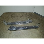 USED - 79-2008 Touring Rear Fender Support Brackets - one repaired - OEM 90718-79C/90720-79C - ID 2738
