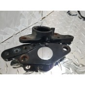 USED - 2003-13 FLH swingarm bushing caps - pair - OEM 50588-03/50589-03 - ID 2790
