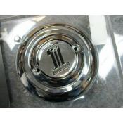 Harley Davidson OEM DYNA , FXR Chrome Air Cleaner Insert Cover 27958-10