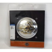 Harley-Davidson OEM B&S Gold Flames Air Cleaner Trim, 29415-99