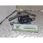 USED -  EVO 1995 FXWG - Upper motor mount - weldment - OEM 16242-90 - ID 2973
