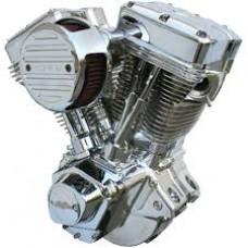 "ULTIMA  107"" Polished EVO Motor"