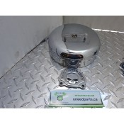 USED - 1995 FXWG - EVO Air breather cover - chrome - ID 2997