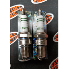 Factory Products, Nickle Alloy Spark Plugs, Two Pack.