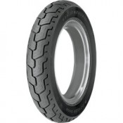 DUNLOP MT/90-B16 74H D-402 HD SERIES REAR BLACK WALL TIRE, 3017-91