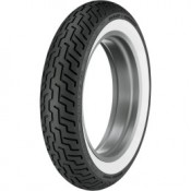 DUNLOP  MT/90-B16 72H D-402 HD SERIES FRONT WIDE WHITE WALL TIRE