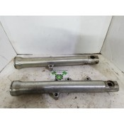 USED - 87-93 XL, FXR 35mm Lower fork tubes - single disc - ID 3097