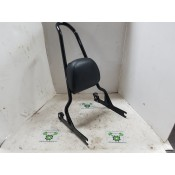 NEW OPEN BOX - 2008-17 Dyna FXDB FXDC FXDL FXDWG  HD Backrest - Quick Detach - Black - OEM 52300046A - ID 3204