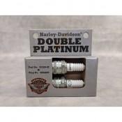 Harley-Davidson Double Platinum Spark Plugs (5R6APP) 32328-97