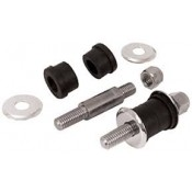 HEAVY DUTY HANDLEBAR RUBBER MOUNT KIT