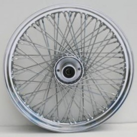 WHEEL,2.50X19-FXST 84/L- 80S-CHROME   36-397