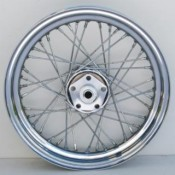 WHEEL,16X3.50-FRT/REAR 7 3/84 BT   36-606