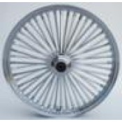 WHEEL,KNG SPKE,FT,CHROME 21X2.15,S 37-526