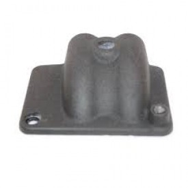 USED 05 Harley-davidson Dyna Low Rider FXDL Oil Line Cover 37183-99