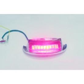 09-19 FLHT RR LED FENDER TIP RED 20400643
