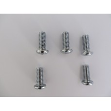 Factory Products, Chrome Front  Rotor Bolts, Allen Head