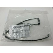 Genuine Harley Davidson Lower Brakeline Kit Black Softail 41800369