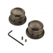 Brass Front Axle Nut Covers  43000046