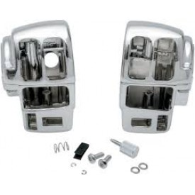 CHROME PLATED SWITCH HOUSING