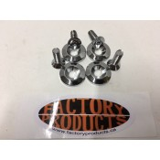 FAT BOB GAS TANK MOUNTING HARDWARE
