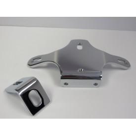 Factory Products, Heavy Duty Chrome Motor Mount, V2.