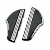 NEW - GENUINE HARLEY DAVIDSON- Defiance Passenger Foot board Kit -OEM 50500528