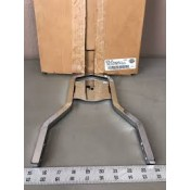 HARLEY DAVIDSON MED STYLE LOW UPRIGHT SISSY BAR FXST FXWG 52735-85 - ID 1880
