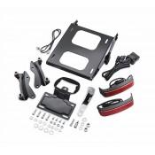Harley-Davidson® Detachables Tour-Pak Luggage Conversion Kit | Gloss Black - 53000567