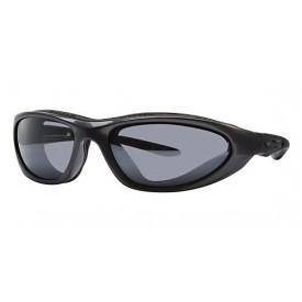 Wiley X Sunglasses, Blink Silver Flash Lens W/ Aluminum Gloss