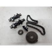 USED -  Twin Camm 88 ci - Chain drive cams with sprocets, chains