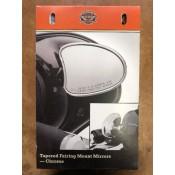 Harley-Davidson OEM Tapered Fairing Mount Chrome Mirrors, 56000098 - ID 1652
