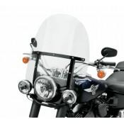 Harley-Davidson King-Size H-D Detachables Windshield for FL Softail OEM 57400110