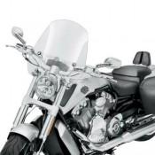NEW HARLEY DAVIDSON VRSCF Quick-Release Compact MidSport Windshield OEM 57610-09