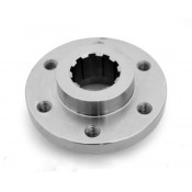 "1 1/4"" Offset Collar Motor Pulley Insert Sprocket Shaft"