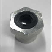 CLUTCH HUB NUT WITH SEAL
