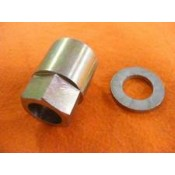MOTOR PULLEY NUT....FITS 3.35 ULTIMA BELT DRIVE