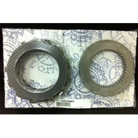 "Clutch Plates for 2"" Ultima Belt Drive"