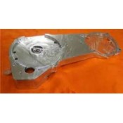 MOTOR PLATE, CAST,  SOFTAIL,  1990-2006