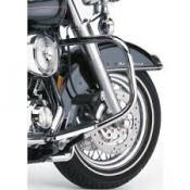"NEW - COBRA FREEWAY BAR '09-'18 FLH/FLT, (MODELS W/O FAIRING LOWERS) Cobra Fatty Chrome 1-1/2"" Freeway Bars 601-2203"