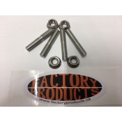 FACTORY PRODUCTS HEAVY DUTY STAINLESS EXHAUST PORT STUD