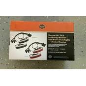 HARLEY DAVIDSON ELECTRA GLO SADDLEBAG R/B/T LIGHT SMOKED 67800451