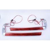 HARLEY DAVIDSON RED  E-GLO LIGHT RAILS/FLHTCU 68000082 - ID 1837
