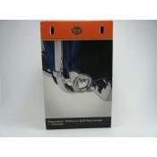 Harley Davidson Daymaker Reflector LED Fog Lamps Chrome 68000090