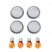 Smoked Turn Signal Lens Kit 69304-02