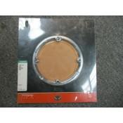 Harley Davidson OEM Touring Chrome Rear Speaker Trim 98 Later 74584-99