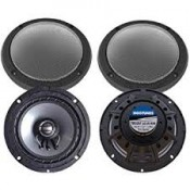 HARLEY DAVIDSON - BOOM! TOUR PACK  5.25  2-OHM PREMIUM SPEAKERS AND GRILLES  77026-10 - ID 2002