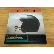 GENUINE HARLEY DAVIDSON BOOM! AUDIO HELMET HEADSET KIT- FLT OEM 77117-10
