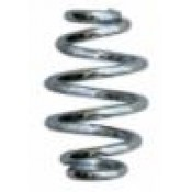 "SEAT SPRING 3"" CHROME PLATED  82-16"