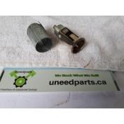 USED - 12 Volt socket for FL - cigarette lighter socket - ID 0829