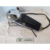 USED - 2005 FLHT CUI Fuel Tank Centre Console with Comm Port, OEM#:61270-98/77136-02